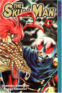 The Skull Man Graphic Novel Vol. 04