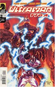 Ultraman Tiga Comics Vol. 02
