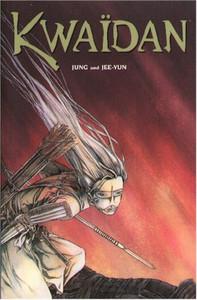 Kwaidan Graphic Novel