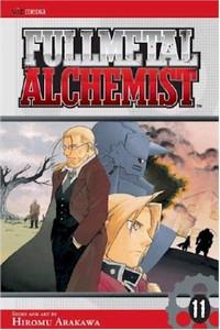 Fullmetal Alchemist Graphic Novel 11