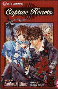 Captive Hearts Graphic Novel Vol. 05