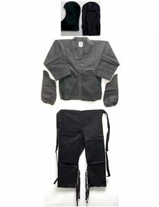 Ninja Black Uniform (XS)