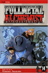 Fullmetal Alchemist Graphic Novel 14