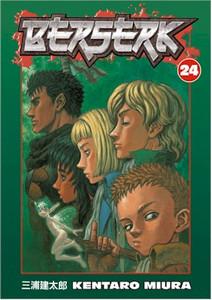 Berserk Graphic Novel Vol. 24