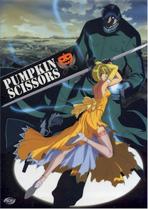Pumpkin Scissors DVD Artbox w/v.2