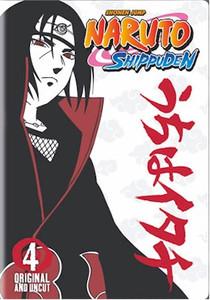 Naruto Shippuden DVD 04