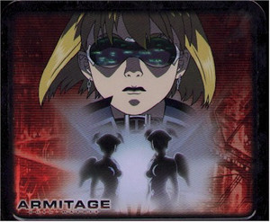 Armitage: Dual-Matrix DVD Lunch Box Set