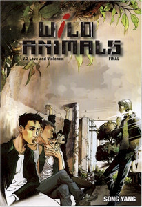Wild Animals Graphic Novel 02