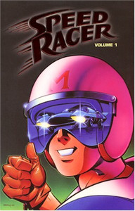Speed Racer Graphic Novel 01 (IDW)