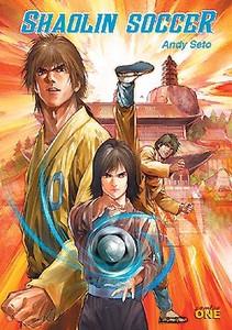 Shaolin Soccer Graphic Novel Vol. 01