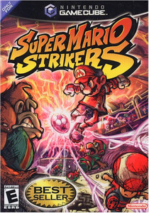 Super Mario Strikers (GC) (Used)