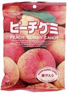 Gummy Candy Peach