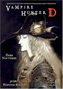 Vampire Hunter D Novel Vol. 10