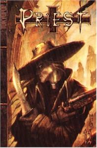 Priest Graphic Novel Vol. 12