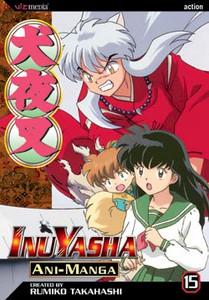 Inuyasha Ani-Manga Vol. 15