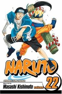 Naruto Graphic Novel Vol. 22