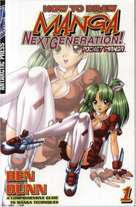 HTD Manga Next Generation Pocket Manga Vol. 01
