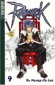 Ragnarok Graphic Novel Vol. 09