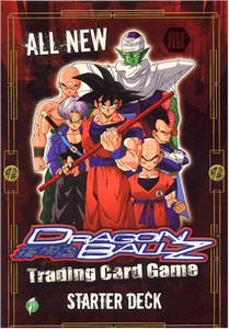 All New DBZ TCG Arrival Starter Deck Set