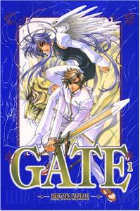Gate Graphic Novel 01