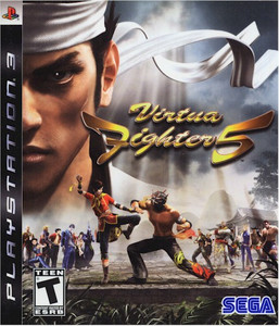 Virtua Fighter 5 (PS3) (Used)