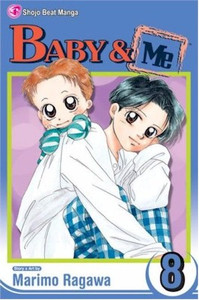 Baby & Me Graphic Novel Vol. 08