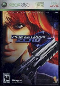 Perfect Dark Zero Limited Collector's Ed (XBOX 360) (Used)