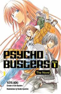 Psycho Busters Novel 01