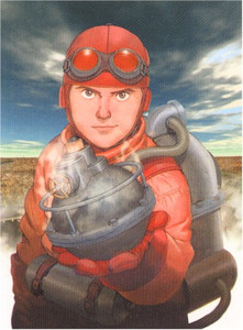 Steamboy Wallscroll #122