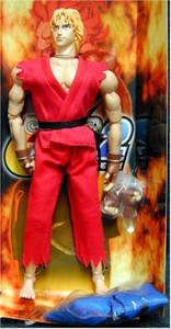 Capcom vs. SNK 2 Figure Ken