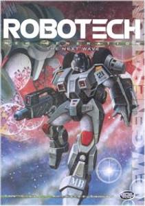 Robotech DVD Vol. 11: The Next Wave