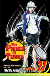 Prince of Tennis Graphic Novel 27