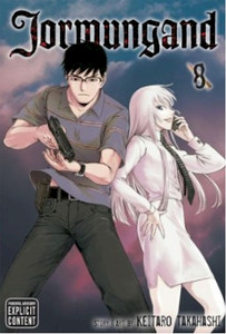 Jormungand Graphic Novel Vol. 08