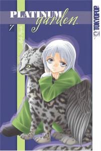 Platinum Garden Graphic Novel 07