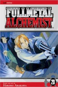 Fullmetal Alchemist Graphic Novel 20