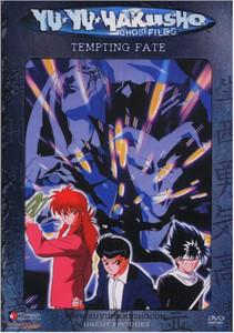 Yu Yu Hakusho Ghost Files DVD 27 Tempting Fate