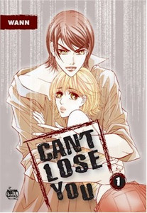 Can't Lose You Graphic Novel 01