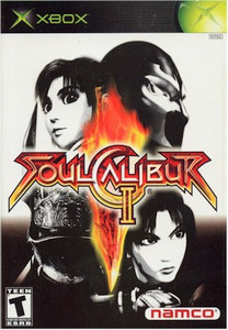 Soul Calibur II (XBOX) (Used)