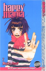 Happy Mania Graphic Novel Vol. 07