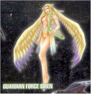 Final Fantasy Action Figure: Guardian Force Sire