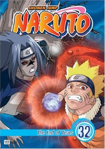 Naruto DVD 32 The End of Tears