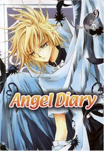 Angel Diary Graphic Novel 09