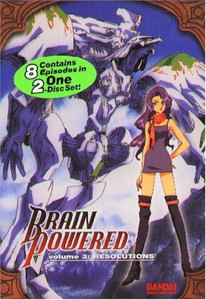 Brain Powered DVD Vol. 3