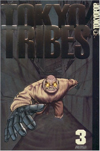 Tokyo Tribes Graphic Novel 03
