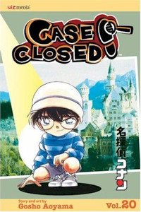 Case Closed Graphic Novel Vol. 20