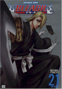 Bleach DVD 21