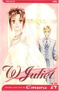 W Juliet Graphic Novel 14