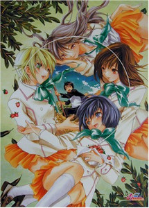 Ichigo 100% Poster #4417