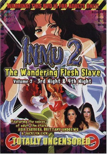 Inmu 2 The Wandering Flesh Slave DVD 2 - 3rd & 4th Night