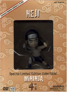Naruto Uncut DVD Box Set 14 Special Edition
